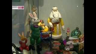 Нижегородцам показали историю советских праздничных украшений