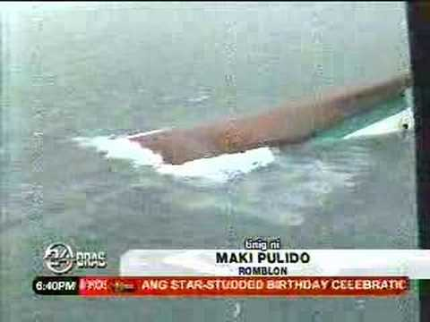 M/V Princess of the Stars Tragedy Part 1/3 June 23, 2008