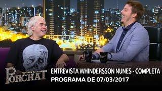 download musica Entrevista Whindersson Nunes completa Programa do Porchat 07032017