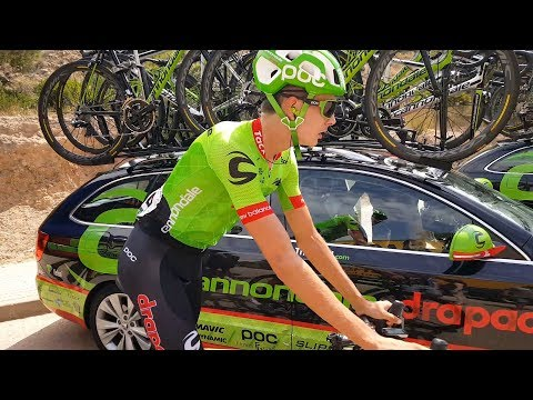 Cannondale-Drapac worried, but hopeful for the team's 2018 future