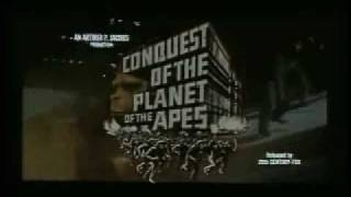 Conquest of the Planet of the Apes (1972) - Official Trailer