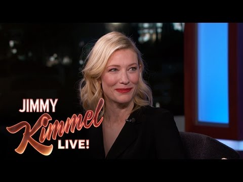 Cate Blanchett Explains #SuckIt