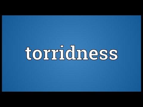 Header of torridness