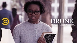 Claudette Colvin Refuses to Give Up Her Seat (feat. Mariah Wilson & Lisa Bonet) - Drunk History