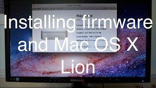 Installing a Core 2 Duo in my 2006 Mac mini Part 2