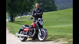 Moto Guzzi California 1400 Eldorado - an interesting alternative to H-D