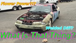 S14 Gets Welded Diff