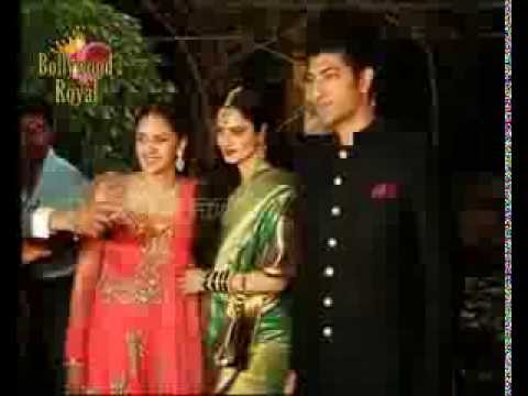 Amitabh, Shah Rukh, Deepika, & others Wedding Reception party of Ahana Deol & Vaibhav Vohra-2