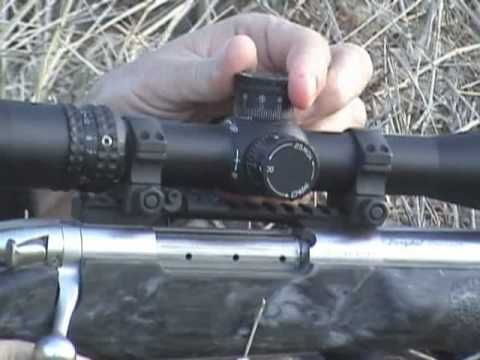 Kansas deer and montana elk long range .338 lapua hunting