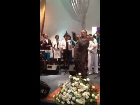 Bishop Roger Hairston and VOD Choir, Colos., OH