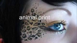 Leopard Print Eyes. Как сделать в Фотошопе?
