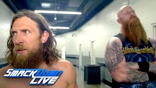 Daniel Bryan & Rowan respond to Buddy Murphy's accusations: SmackDown Exclusive, Aug. 6, 2019