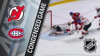 04/01/18 Condensed Game: Devils @ Canadiens