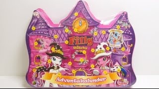 Filly Witchy - Advent Calendar with Surprises