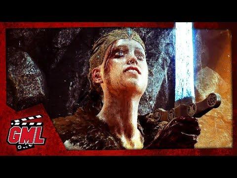 TUTTO: Hellblade: Senua's Sacrifice 1080 60FPS - LIVE Gameplay ITA (completo)