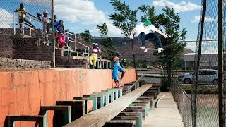 Shredding Maseru in Lesotho | Skating Under the African Capricorn: Part 2