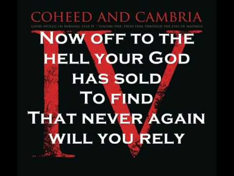 Coheed & Cambria - The Lying Lies And Dirty Little Secrets Of Miss Erica Court
