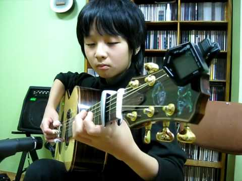 Sungha Jung - Silent Night