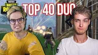 TOP 40 DUO IS TERUGGEKEERD! - Fortnite #75