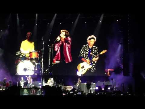 Rolling Stones + Juanes Concierto El Campín Bogota Colombia 10/03/2016