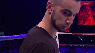 Nabil Haryouli vs Mohammed Mouhdad | Fighting Rookies| Enfusion Live | 29.04.2017