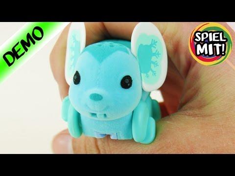 Little live pets deutsch Maus | SUPER süße Maus mit 25 Tönen | Spiel mit mir Kinderspielzeug