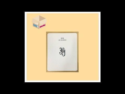 1theK Unboxing(원덕후의언박싱): JBJ _ 2018 Season's Greeting(2018 시즌그리팅)
