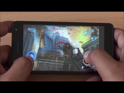Microsoft Lumia 535 Gaming Review