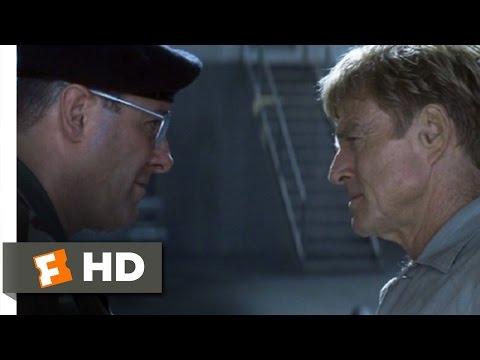 The Last Castle (8/9) Movie CLIP - It's Not Your Flag (2001) HD