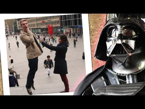 DARTH VADERING ?! - Fototour