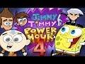 Jimmy Timmy Power Hour 4: BIGGEST NICKTOONS CROSSOVER (SpongeBob, Avatar, Danny Phantom)