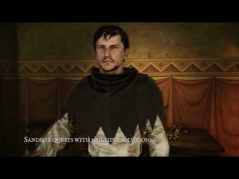 Kingdom Come: Deliverance Game Reveal Trailer - PC PS4 XO
