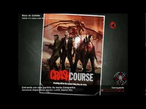 Left 4 Dead 2 Crash/ Course Pt.01- Raptor Team Games