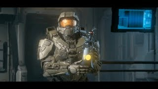 Halo 4 - VGA Awards - Character of The Year Acceptance Speech - Master Chief
