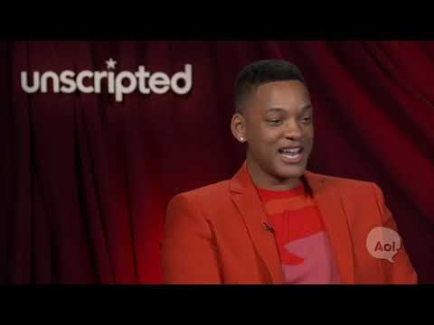 'After Earth' Unscripted: Will and Jaden Smith Interview   Moviefone