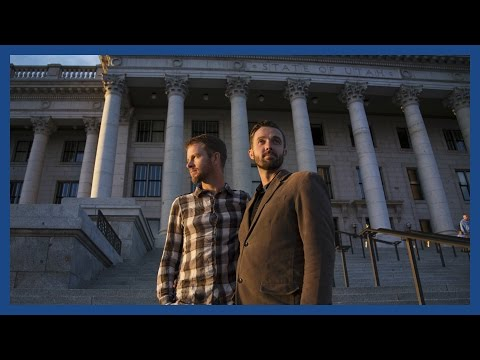 Gay and Mormon - Utah's first same-sex marriage