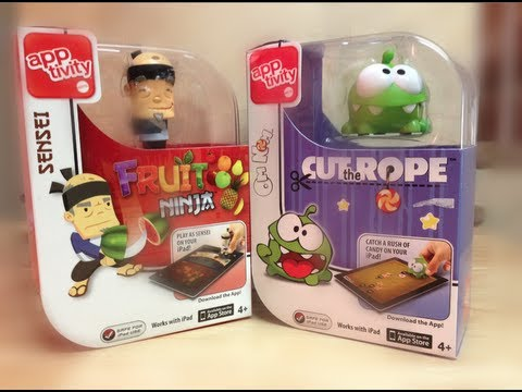 Accesorios Aplicacin para Fruit Ninja y Cut the rope