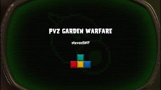 PVZGW2 W/ Max. Got the park ranger promoted!