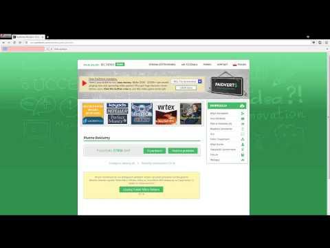 Zarabianie W Internecie #2 Paidverts [FULL HD]