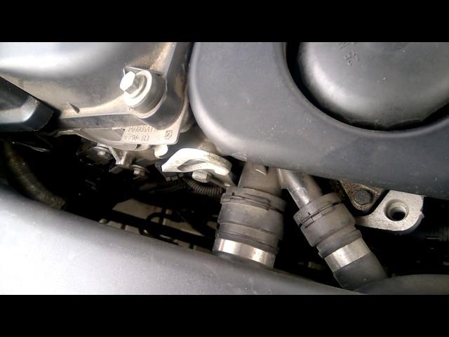 BMW E 46 KOMBI 2001 KLEKOT W SILNIKU DZIWNY DŹWIĘK - DRUGIE VIDEO