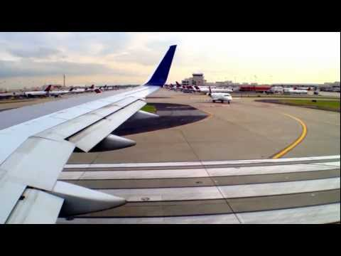 Delta Air Lines Boeing 757-200 Takeoff Atlanta Hartsfield/Jackson Int'l