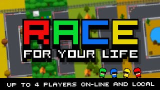 Watch Me Play Race For Your Life on OUYA