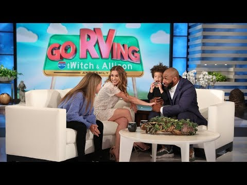 download song Guest Host tWitch Interviews His Wife Allison and Their Kids free