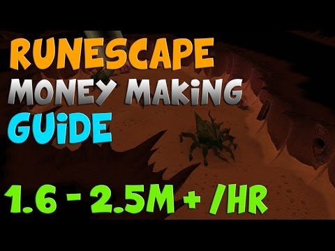 RuneScape 3 EoC Money Making Guide 1.6 – 2.5m + per hour P2p 2014 Commentary