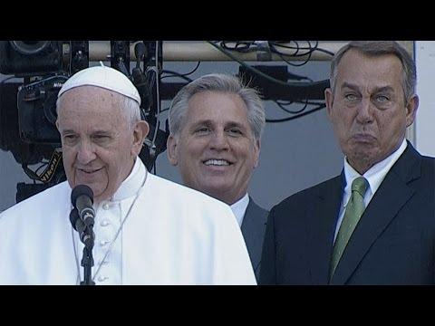 Did Pope Francis Spark John Boehner's Resignation?