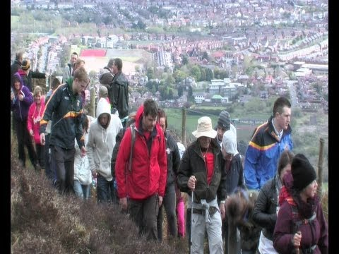 Bobby Sands Mountain Walk