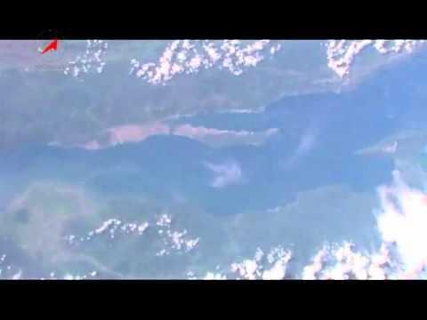 Байкал из Космоса