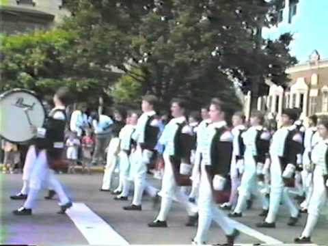 1987 New Philadelphia High School Marching Quakers - Veterans Day Parade