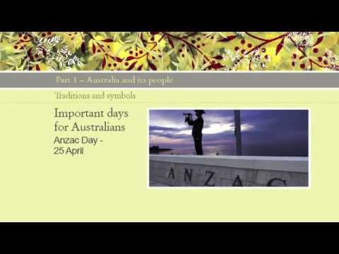 Australia and its people   Chapter I for Free Practice Test