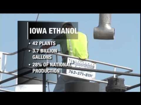 Ethanol Production Steady in Iowa